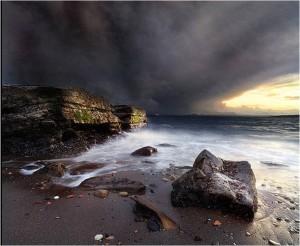 120 - fishing storm