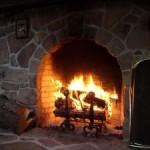 135 - Fireplace