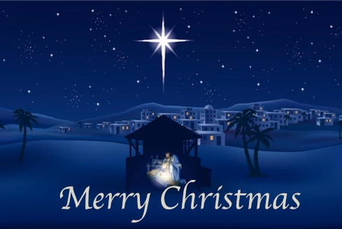 Image result for religious merry christmas images